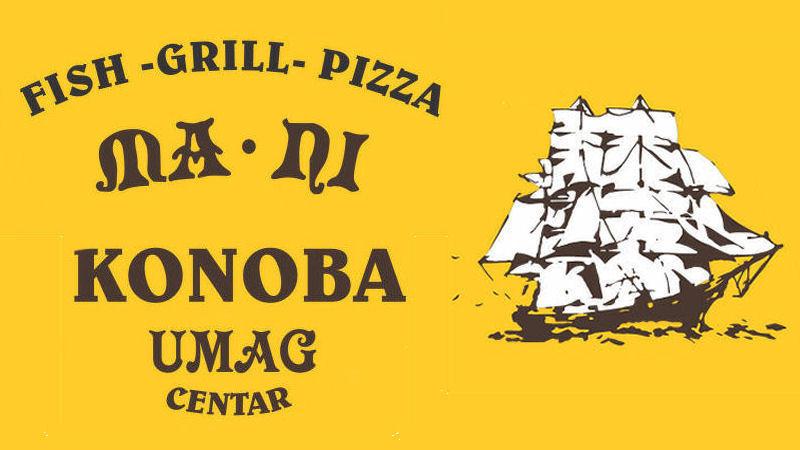 Konoba _ Restaurant MA-NI, Umag