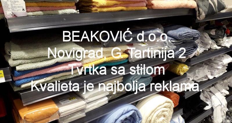 Beaković - Novigrad