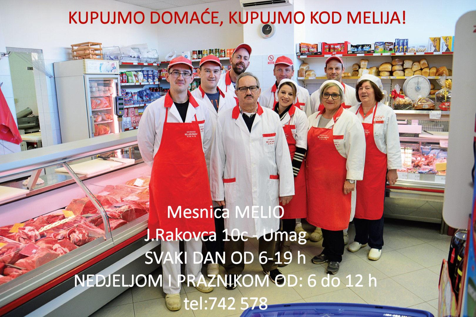 Mesnica MELIO - Umag