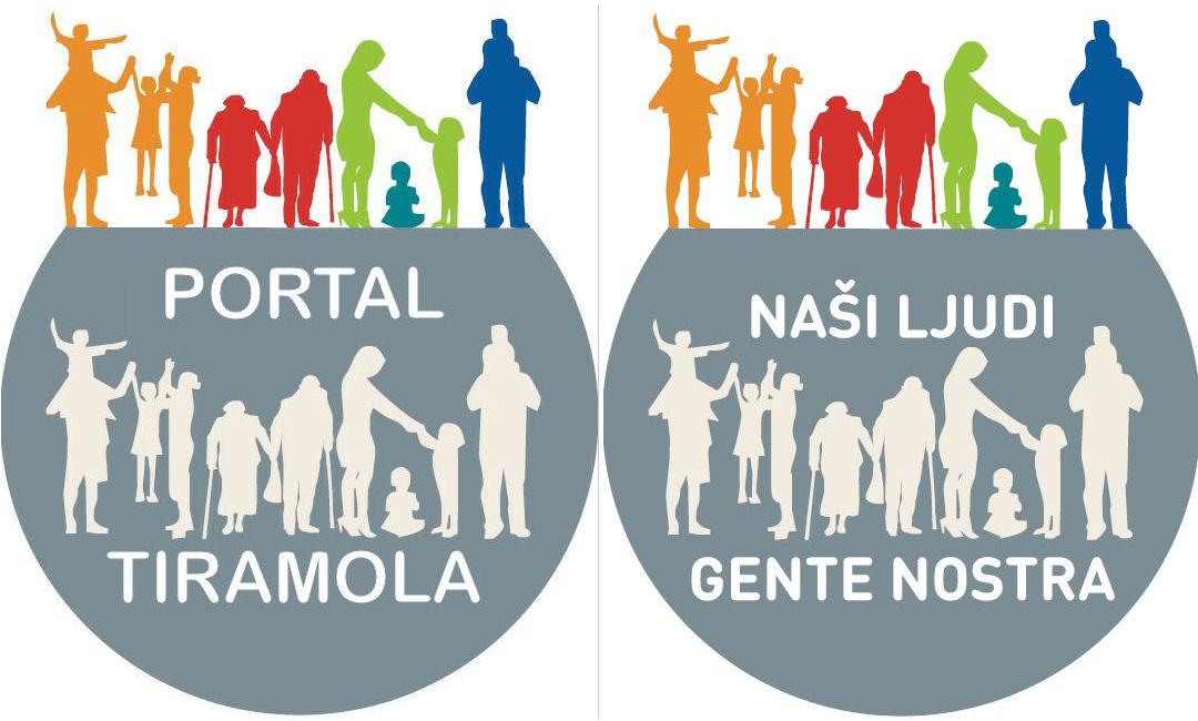 Portal TIRAMOLA - Udruga građana NAŠI LJUDI - GENTE NOSTRA
